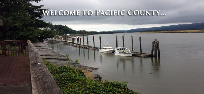 Welcome to Pacific County!